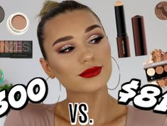 Full Face Drugstore VS. Highend Makeup Tutorial