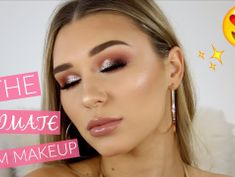 The ULTIMATE Prom Makeup Tutorial | SHANI GRIMMOND