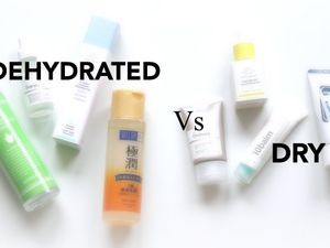 Dry vs. Dehydrated Skin | The Difference